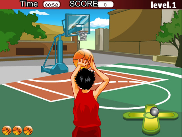 free 2 player basketball games online