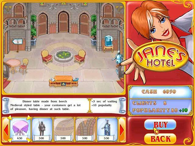 Play Jane's Hotel: Family Hero Free Online Game