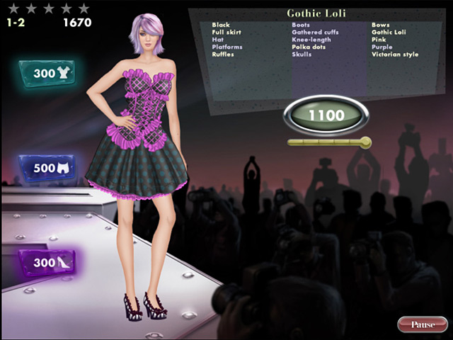 Play Jojo S Fashion Show World Tour Free Online Game