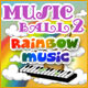Musicball 2: Rainbow Music Game