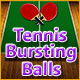 Tennis - Bursting Balls Game