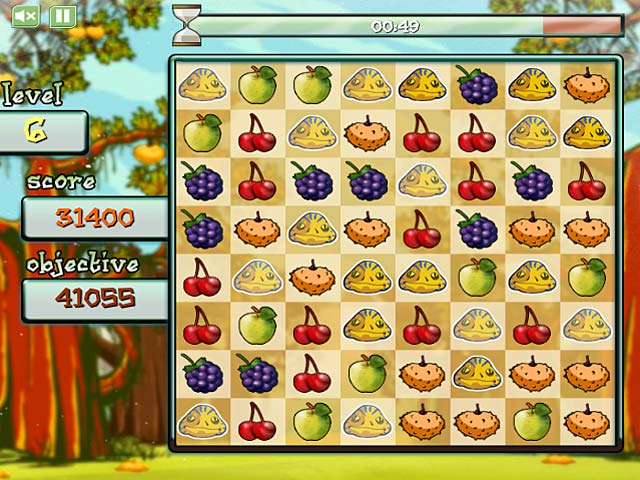 fruit matching game online