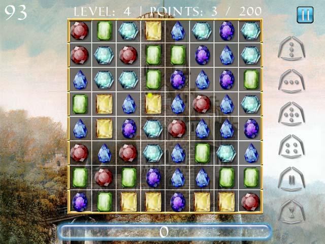 Magic Crystals Game