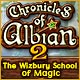 Play Chronicles of Albian 2: The Wizbury School of Magic game