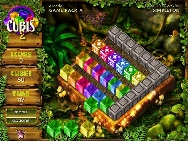 Play Cubis Gold 2 Free Online Game