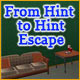 From Hint to Hint Escape Game