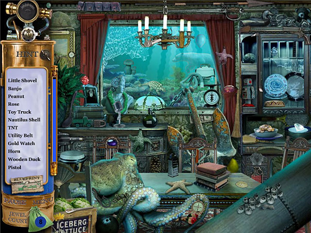 Play Hidden Expedition: Titanic Free Online Game