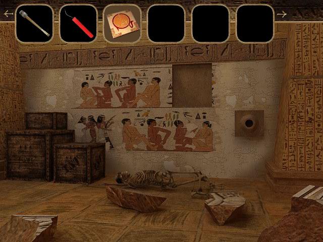 pharaohs tomb online game