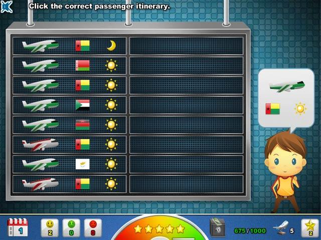 airport games online