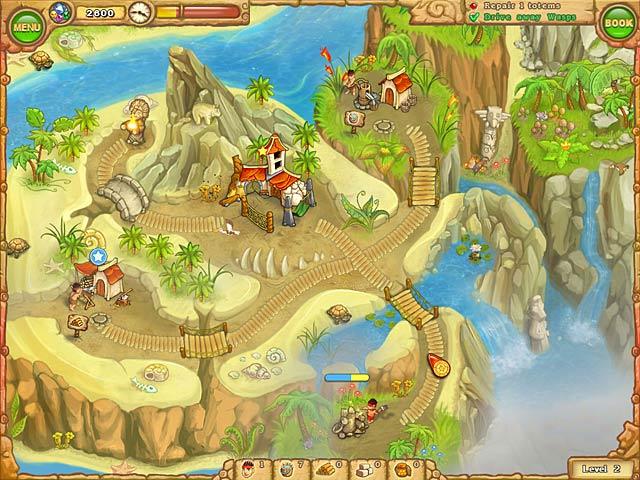 free games island tribe 3