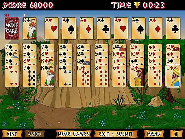 Free life of luxury slot game