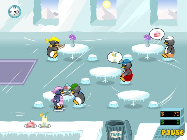 Penguin Diner 2 Online Game